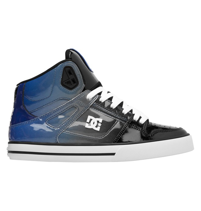 0 Men's Spartan High WC High Top Shoes  303358 DC Shoes