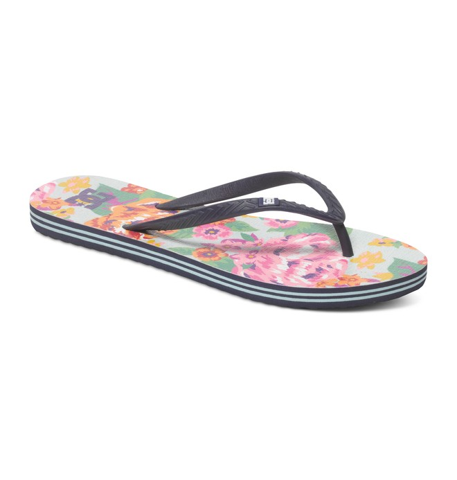 0 Women's Spray Graffik Sandals  303363 DC Shoes