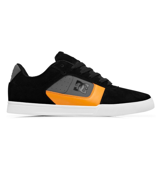 0 Men's Cole Pro Low Top Shoes Black 303371 DC Shoes