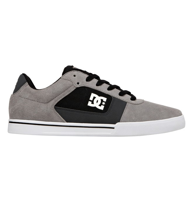 0 Men's Cole Pro Low Top Shoes Grey 303371 DC Shoes