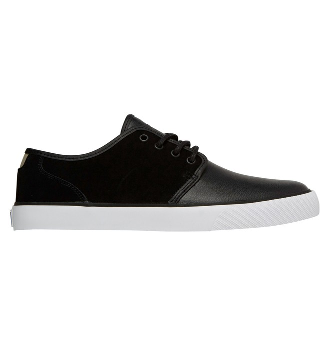 0 Studio LE Shoes Black 303376 DC Shoes