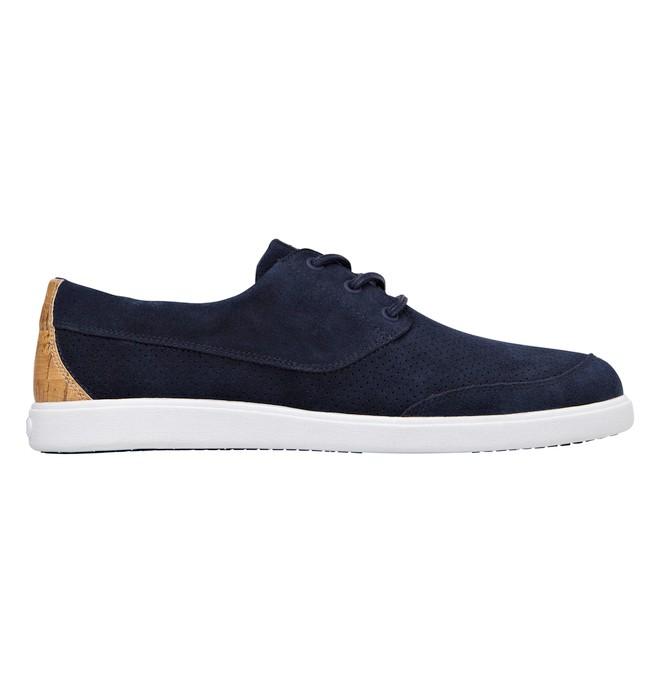 0 Men's Pool LE Shoes Blue 303388 DC Shoes