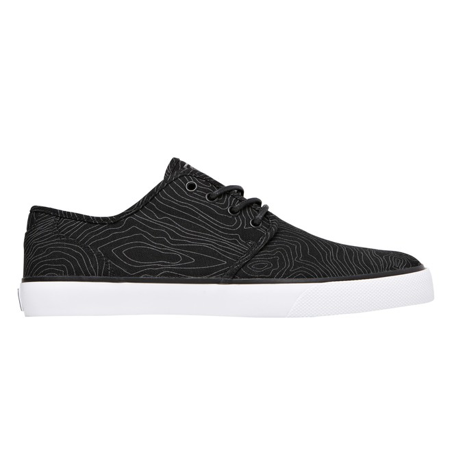 0 Men's Studio TX Shoes Black 303428 DC Shoes