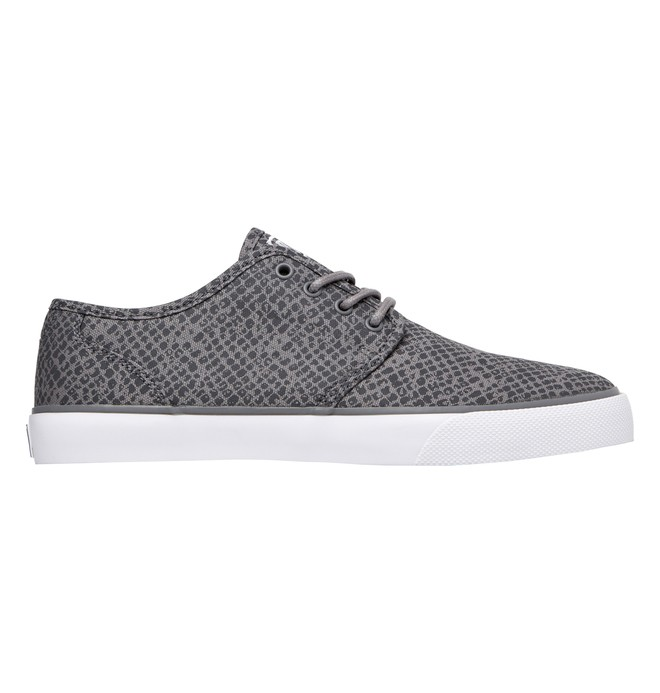 0 Men's Studio TX Shoes Grey 303428 DC Shoes