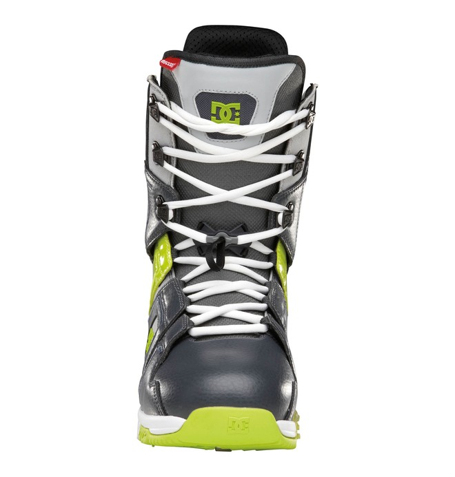 0 Men's Ceptor Snowboard Boots Grey 303453 DC Shoes