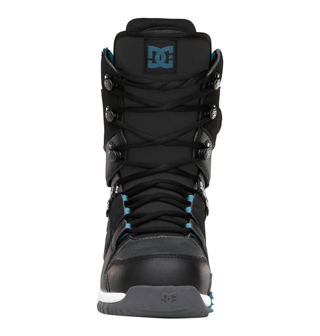 0 Men's Kush Snowboard Boots Black 303454 DC Shoes