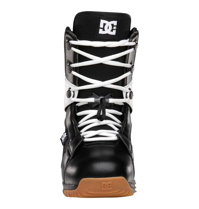 0 Men's Park Snowboard Boots Black 303457 DC Shoes