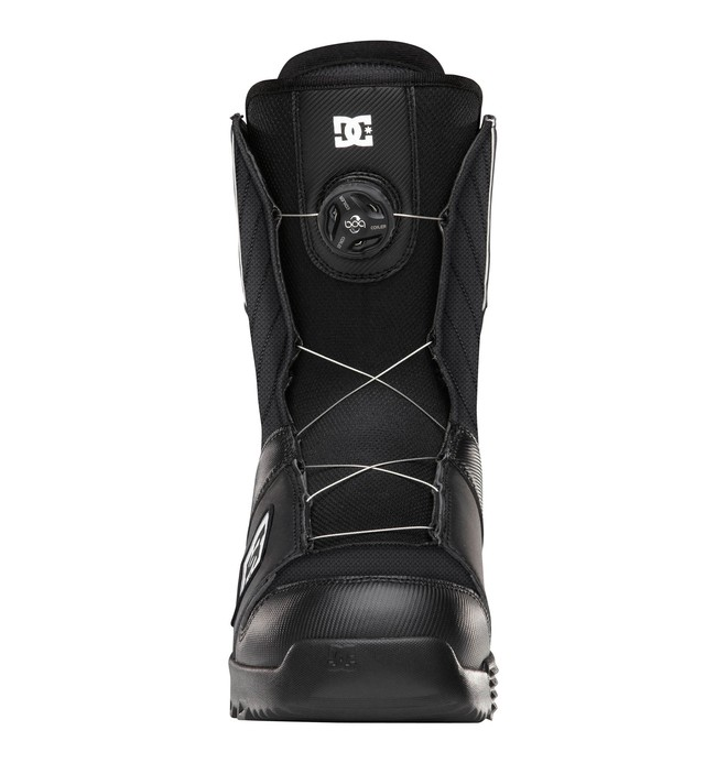 0 Men's Scout Snowboard Boots Black 303458 DC Shoes