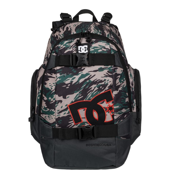 0 Wolfbred Backpack  3153040105 DC Shoes