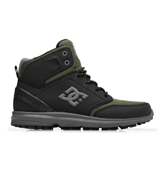 0 Men's Ranger Shoes Black 320018 DC Shoes