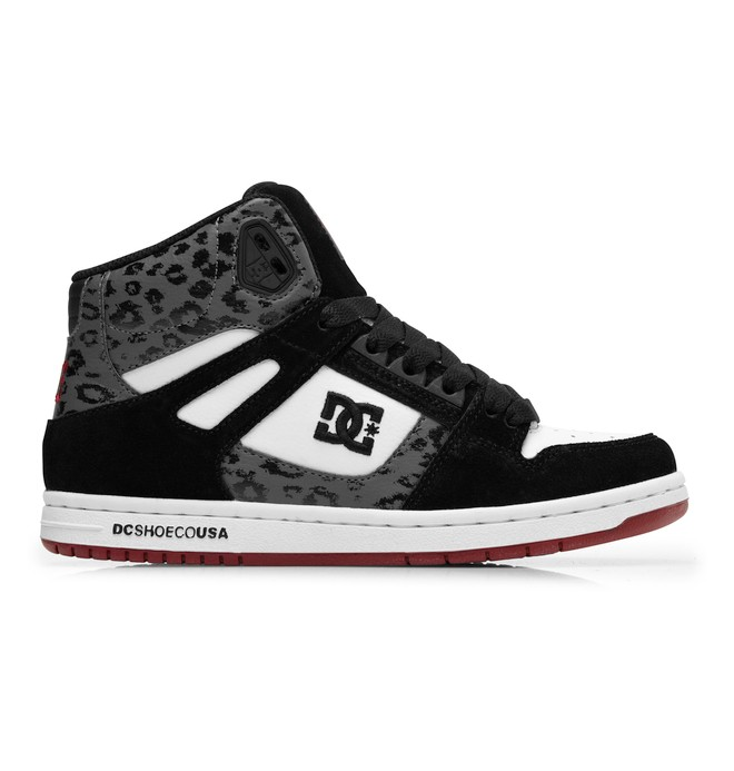 0 Rebound High Se  320028 DC Shoes