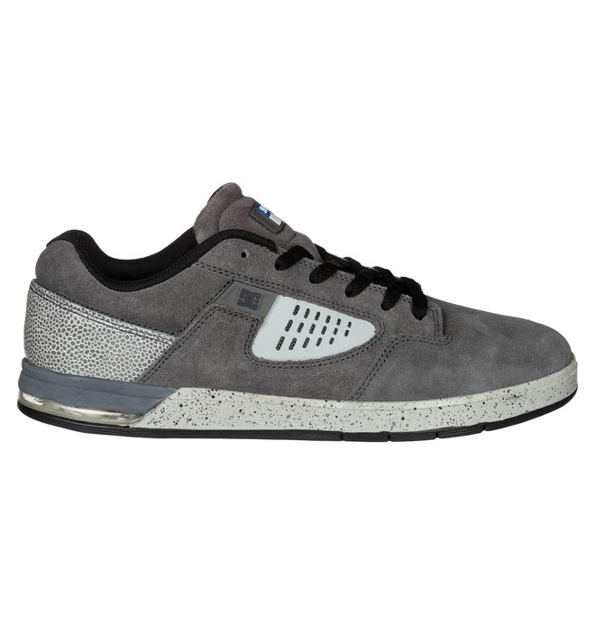0 Men's Centric S Shoes Grey 320030 DC Shoes