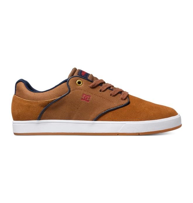 0 Men's Mikey Taylor S Shoes Brown 320033 DC Shoes
