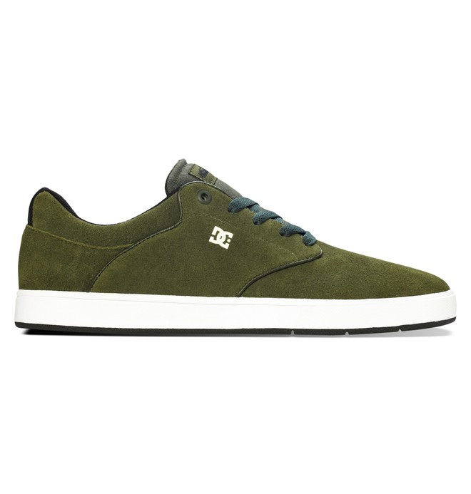 0 Men's Mikey Taylor S Shoes Green 320033 DC Shoes