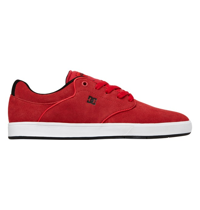 0 Men's Mikey Taylor S Shoes Red 320033 DC Shoes
