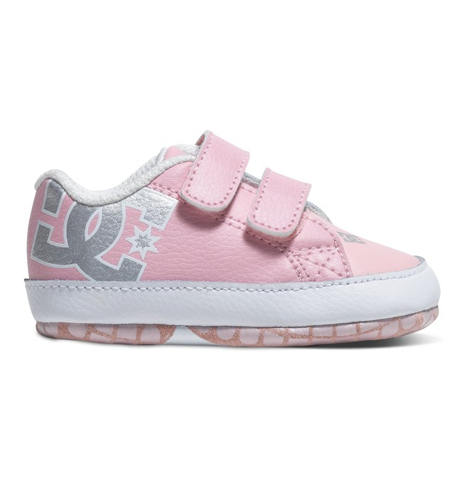 0 Baby's Court Graffik Shoes Pink 320039 DC Shoes