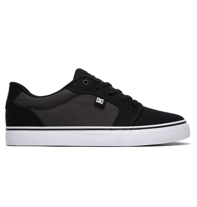 0 Men's Anvil TX Shoes Black 320040 DC Shoes