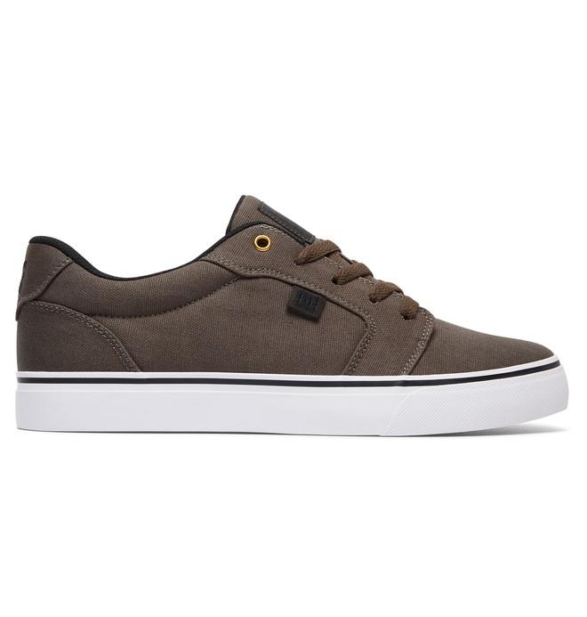 0 Men's Anvil TX Shoes Green 320040 DC Shoes
