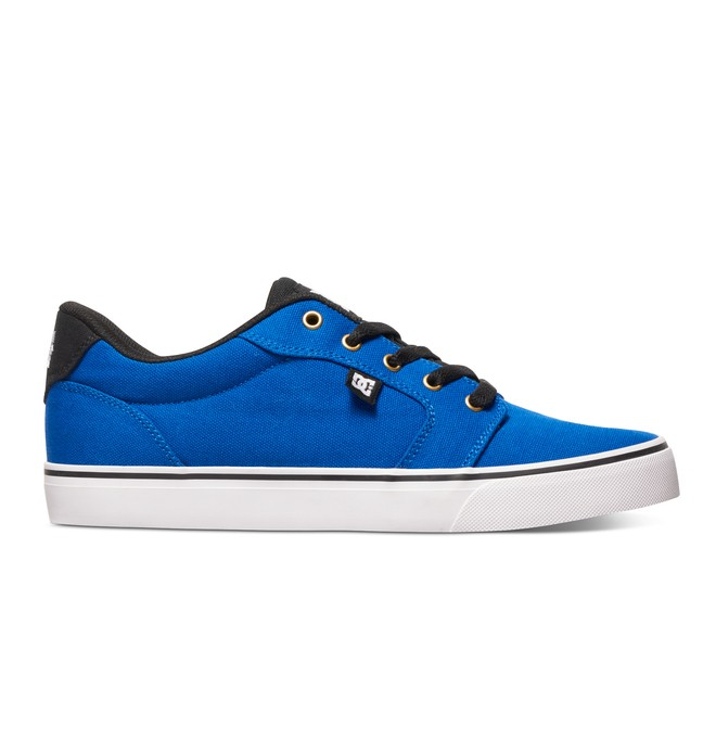 0 Men's Anvil TX Shoes Blue 320040 DC Shoes