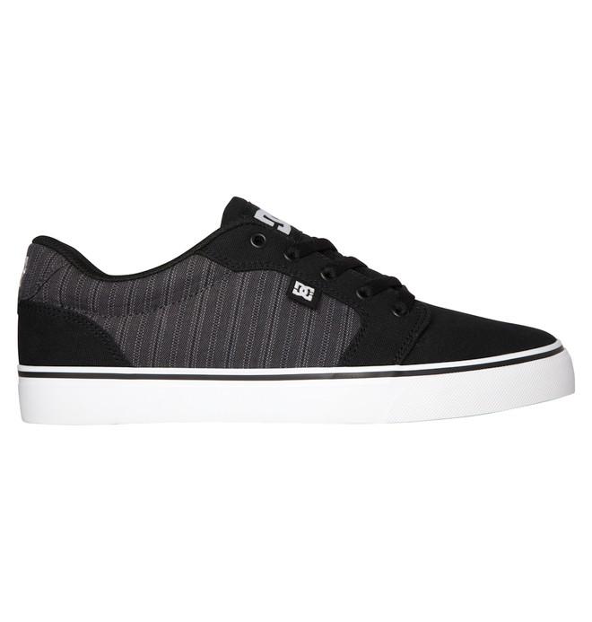 0 Men's Anvil TX Shoes Black 320040 DC Shoes