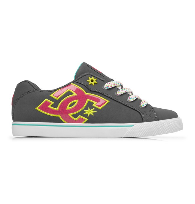 0 Women's Aubrey J Shoes Grey 320045 DC Shoes