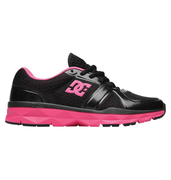 0 Women's Unilite Trainer Shoes Black 320054 DC Shoes