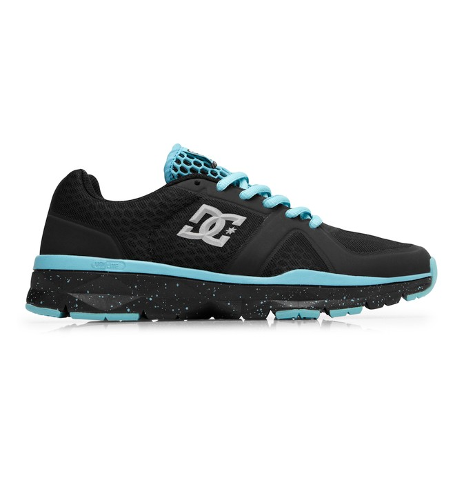 0 Women's Unilite Trainer Shoes Blue 320054 DC Shoes