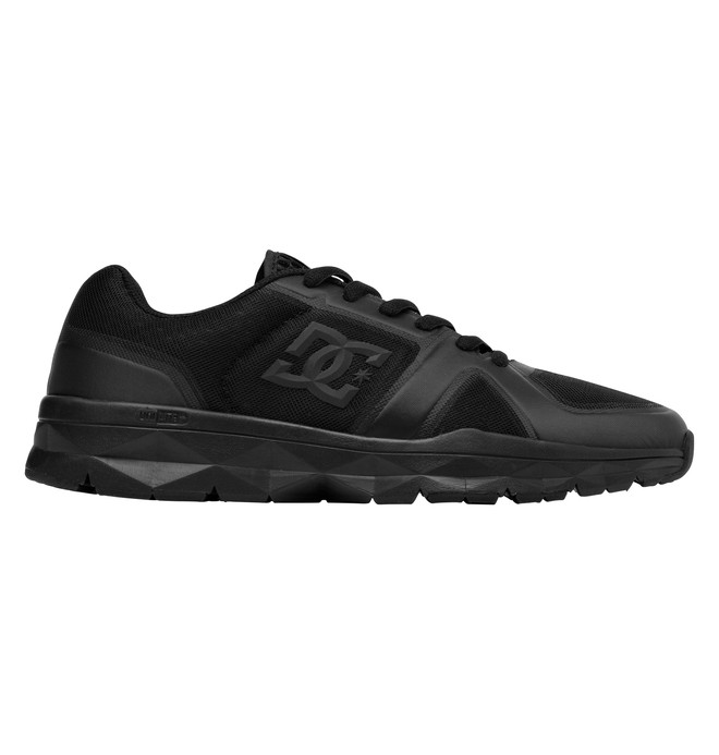 0 Men's Unilite Trainer Shoes Black 320057 DC Shoes