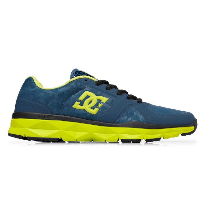 0 Men's Unilite Trainer Shoes Blue 320057 DC Shoes