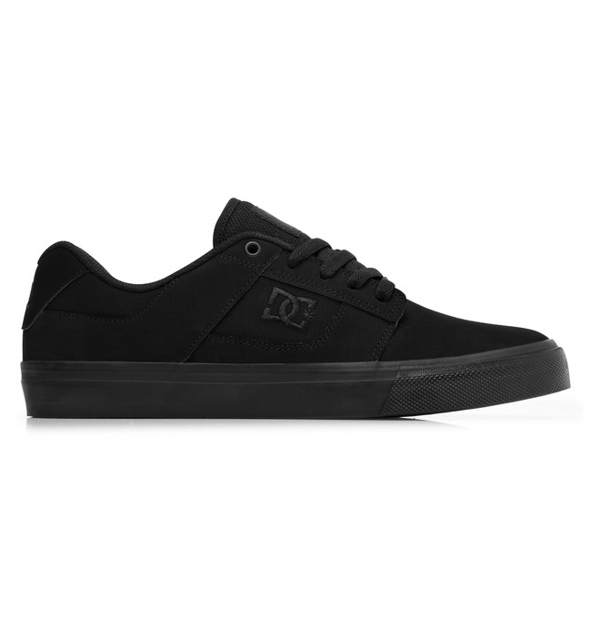 0 Men's Bridge Shoes Black 320096 DC Shoes