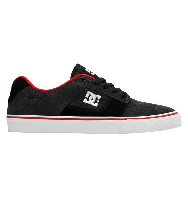 0 Men's Bridge Shoes Red 320096 DC Shoes