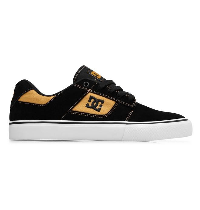 0 Men's Bridge Shoes Black 320096 DC Shoes