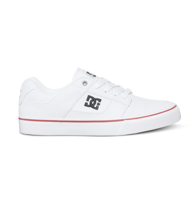 0 Men's Bridge TX Shoes White 320098 DC Shoes