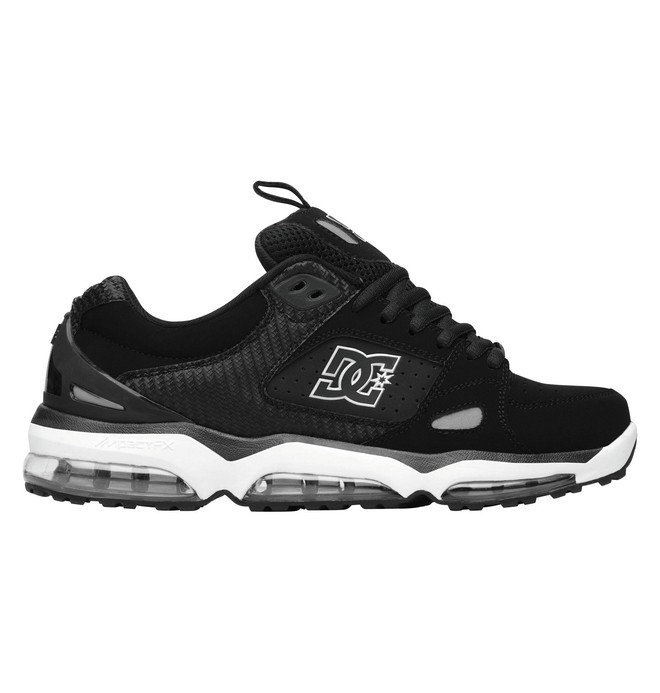 0 Men's Versaflex 2 Shoes Black 320130 DC Shoes