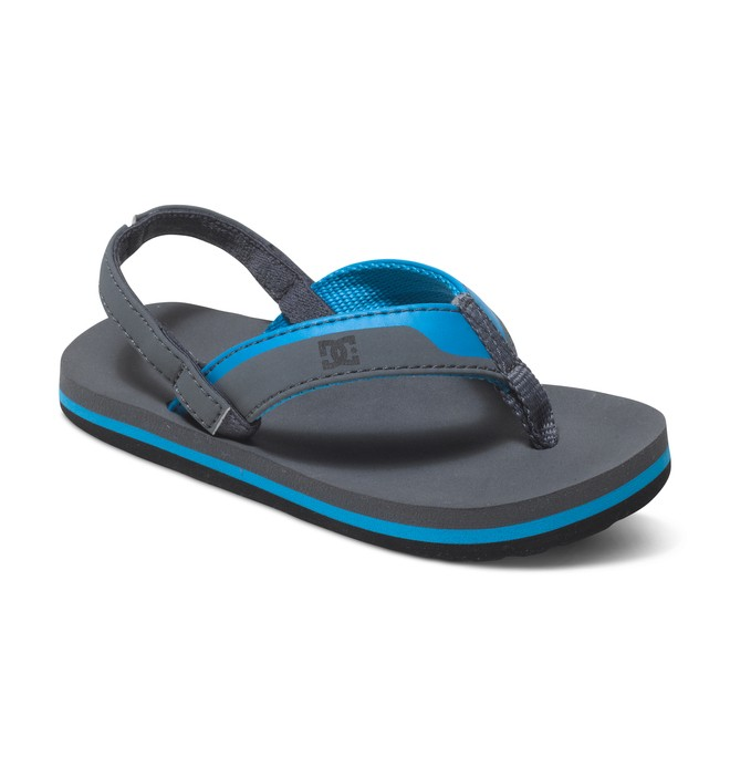 0 Grommet - Sandals Black 320143 DC Shoes