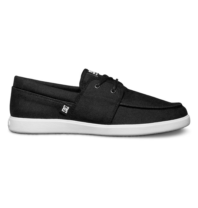 0 Men's Hampton Shoes Black 320145 DC Shoes
