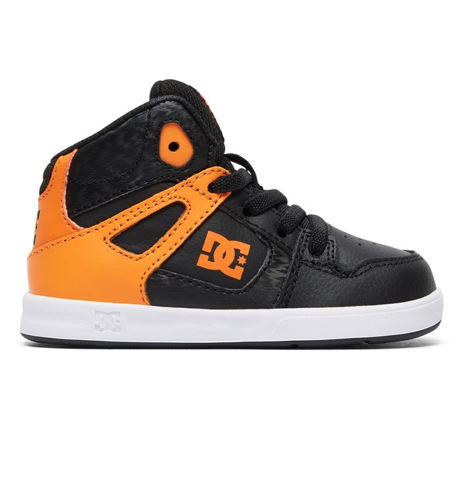 0 Rebound Ul - Scarpe alte Orange 320167 DC Shoes