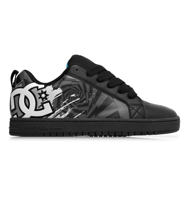 0 Men's Ken Block Court Graffik SE  320173 DC Shoes