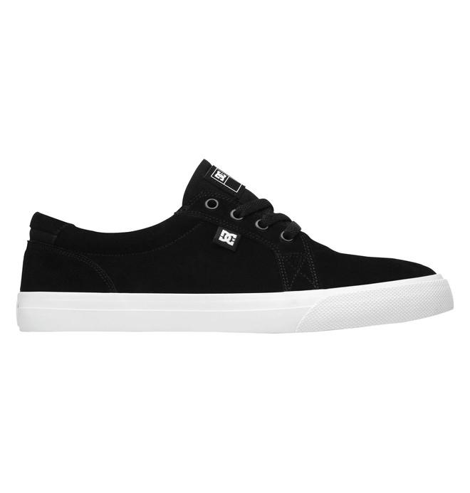 0 Men's Council S Shoes Black 320174 DC Shoes