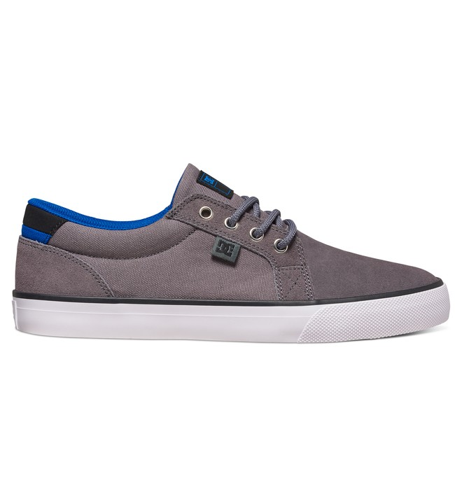0 Council S - Scarpe basse Gray 320174 DC Shoes