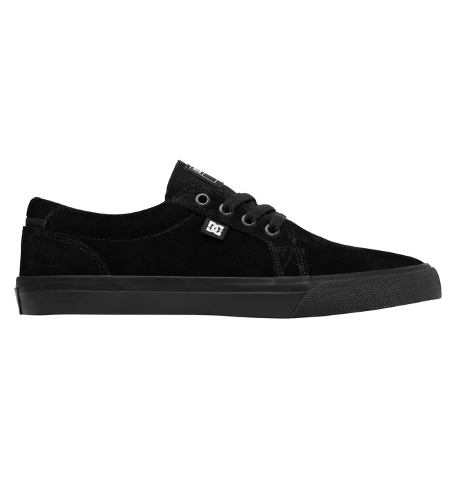 0 Men's Council S Shoes Black 320174 DC Shoes