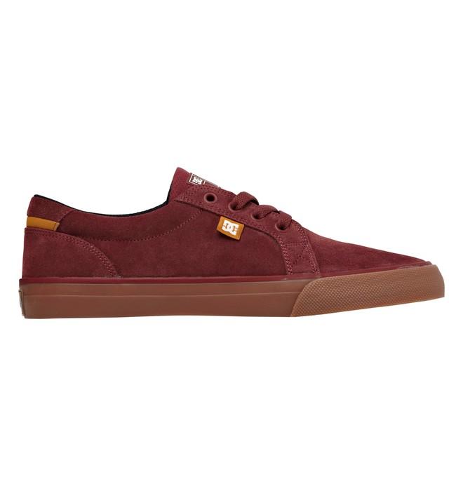 0 Men's Council S Shoes Red 320174 DC Shoes