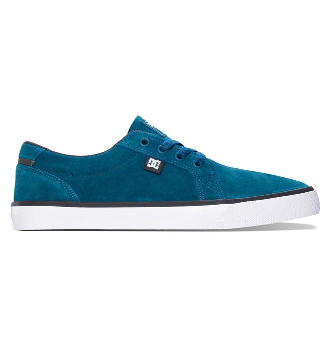 0 Men's Council S Shoes Blue 320174 DC Shoes