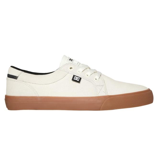 0 Men's Council S Shoes White 320174 DC Shoes