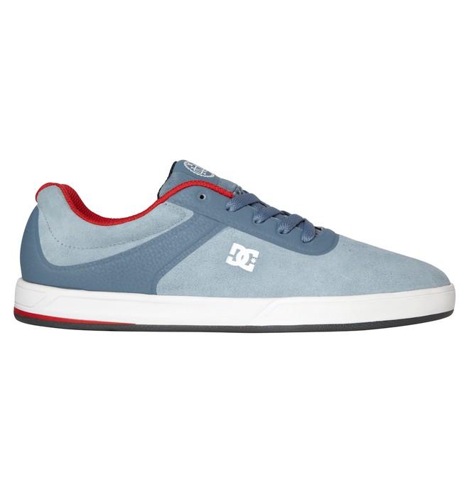 0 Men's Mike Mo Capaldi S Shoes Blue 320175 DC Shoes