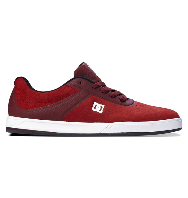 0 Men's Mike Mo Capaldi S Shoes Red 320175 DC Shoes