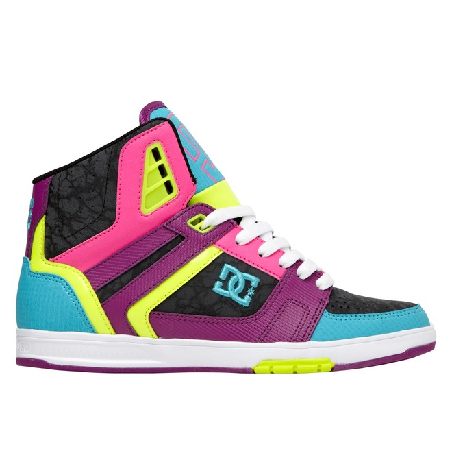 0 Women's Stance HI Shoes  320182 DC Shoes