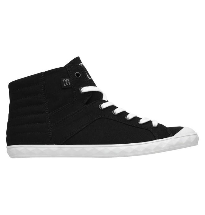 0 Women's Chelsea Zero II HI Shoes  320187 DC Shoes