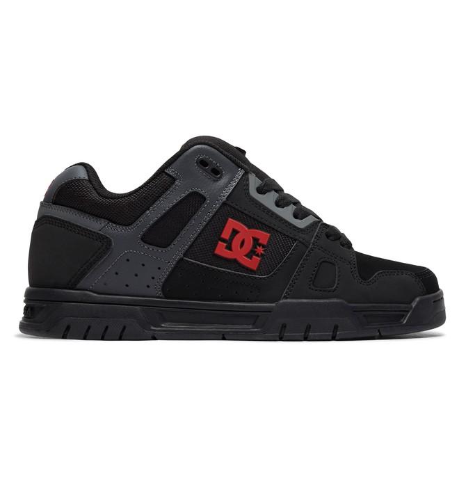 0 Men's Stag Shoes Grey 320188 DC Shoes