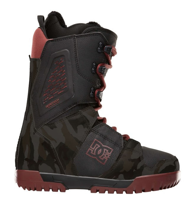 0 Men's Ceptor Snowboard Boots  320195 DC Shoes